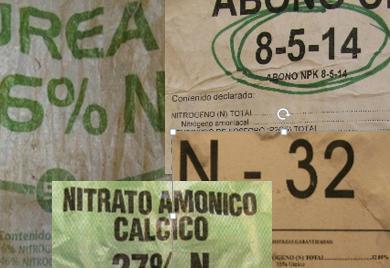 Tipus de fertilitzants nitrogenats