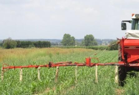 Full informatiu del pla per a la millora de la fertilització agrària al Vallès