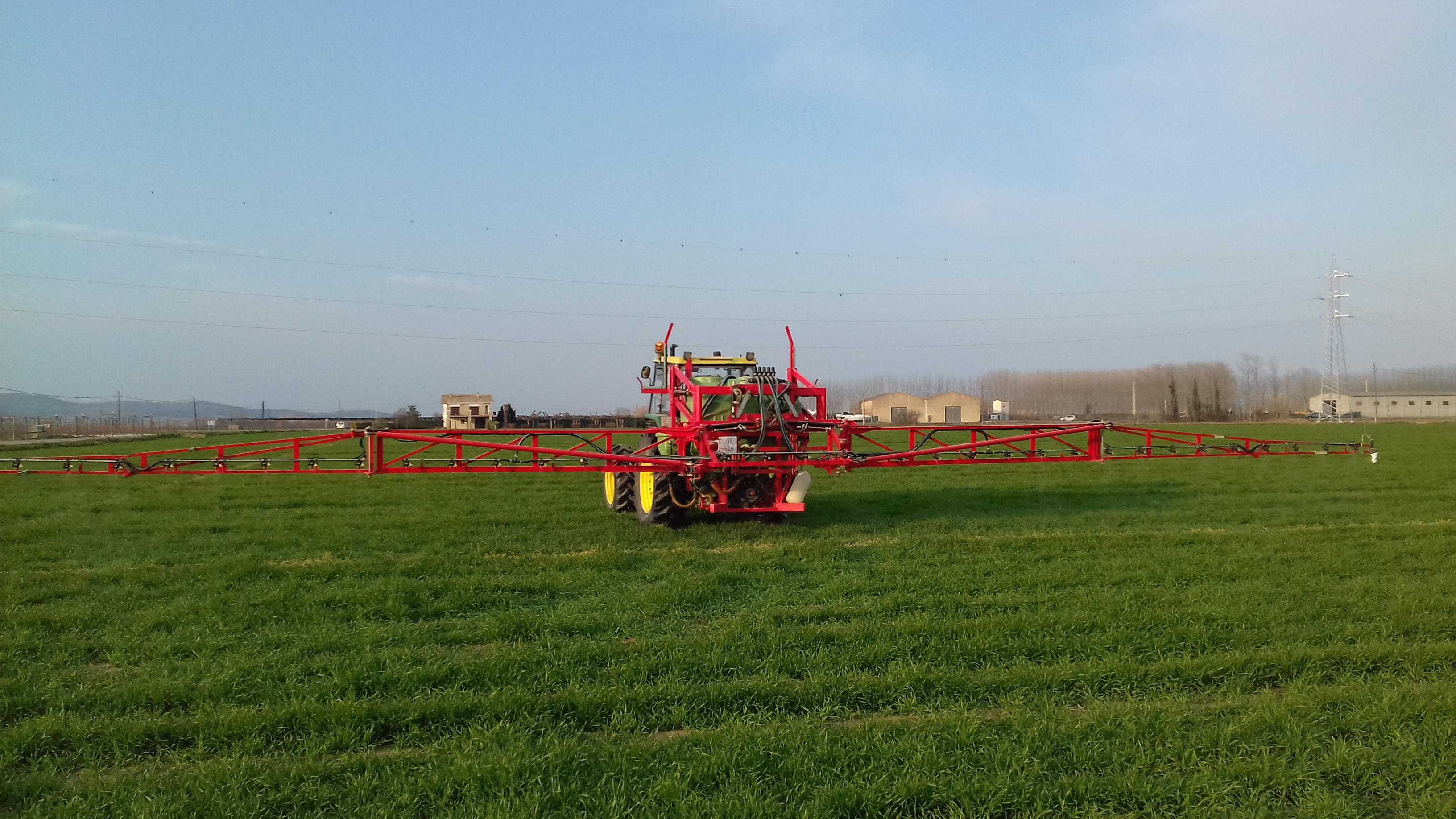 Obligacions dels agricultors en l'ús sostenible de fitosanitaris