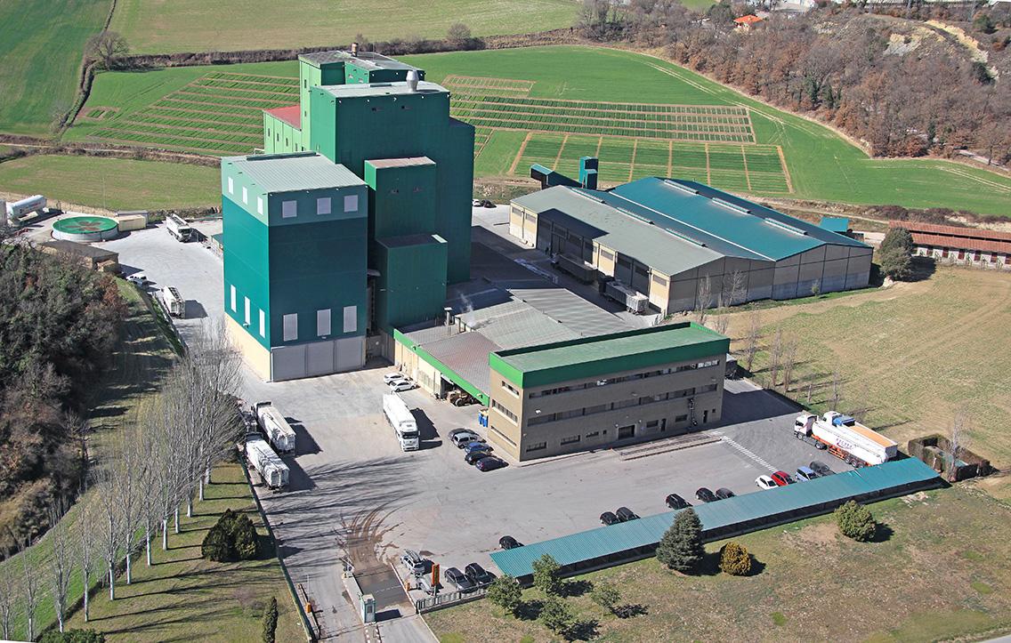 Importància de la proteïna del cereal per una fàbrica de pinsos compostos