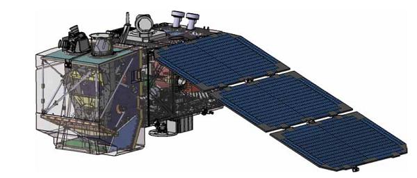 Satèl·lit Sentinel-2A (ESA)