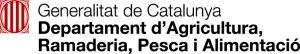 Logo de: Generalitat de Catalunya, Deapartament d'Agricultrua, Ramaderia, Pesca i Alimentació