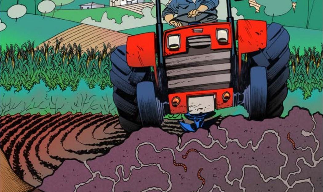 La importància de preservar el sòl agrícola